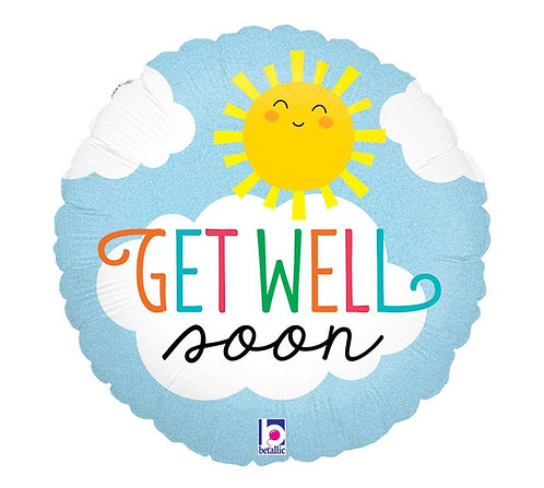 Get Well Soon - 18 inch