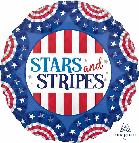 Stars and Stipes - 18inch