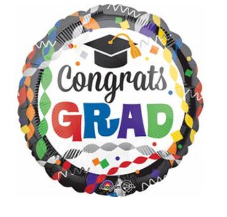 Congrats Grad! - 18 inch