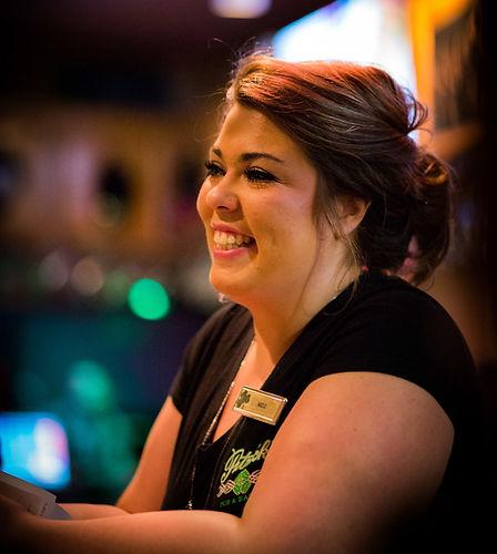 Patrick's Pub Waitress