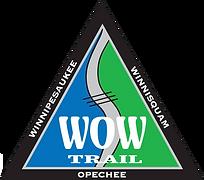 Patricks WOW Trail Logo