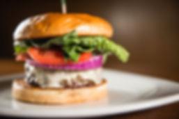 Patrick's Pub Burger