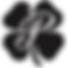 Patrick's Shamrock Logo