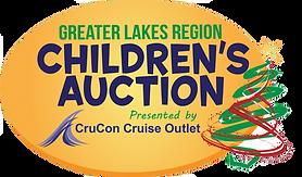 Greater Lakes Region Children's Auction Logo