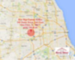 Directions to Rite-Way Custom Homes in Glen Ellyn, IL