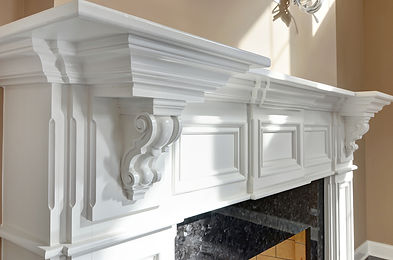 Custom home fireplace installer in Glen Ellyn and Wheaton, IL