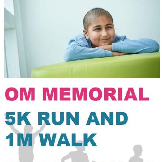 OM Memorial 5K Run