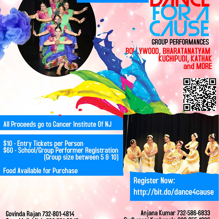 Dance For Cause