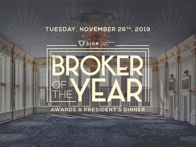 2019 Broker of the Year Awards