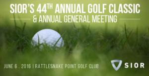 2016 Annual Golf Tournament