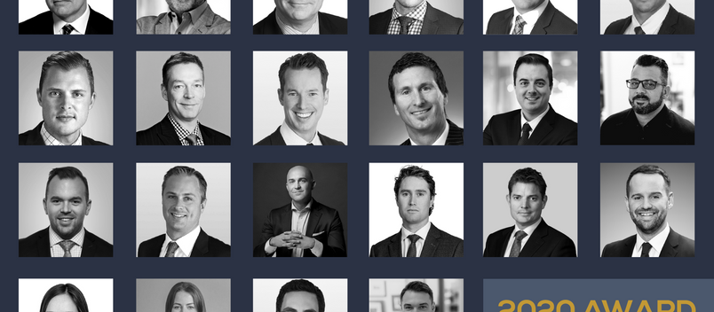 2020 Broker of the Year Awards