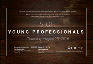2016 Young Professionals Event