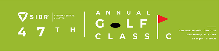 SIOR CCC 47th Annual Golf Classic