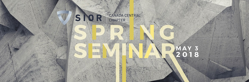 2018 Spring Seminar