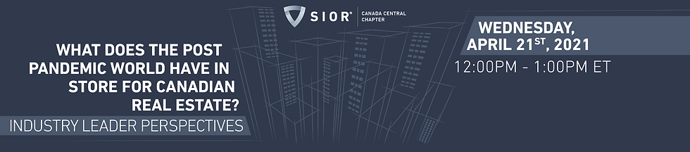 SIOR Post Pandemic Canada Real Estate-02
