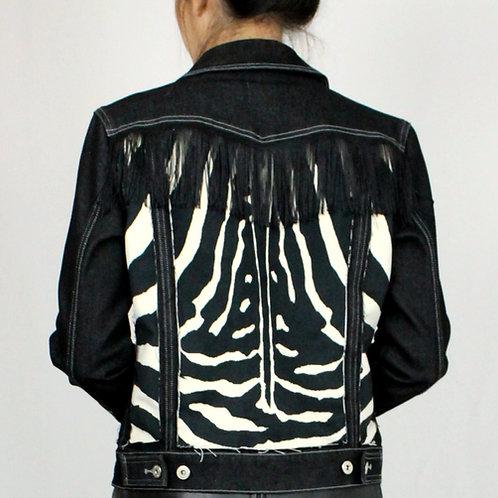 Black Zebra Jacket