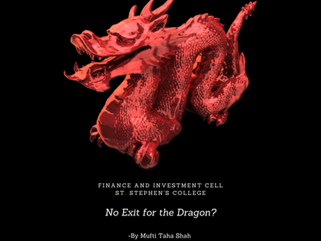 No Exit for the Dragon?