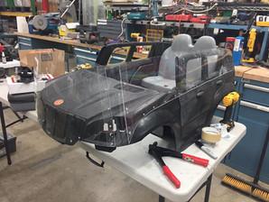 Mystery Machine Power Racer