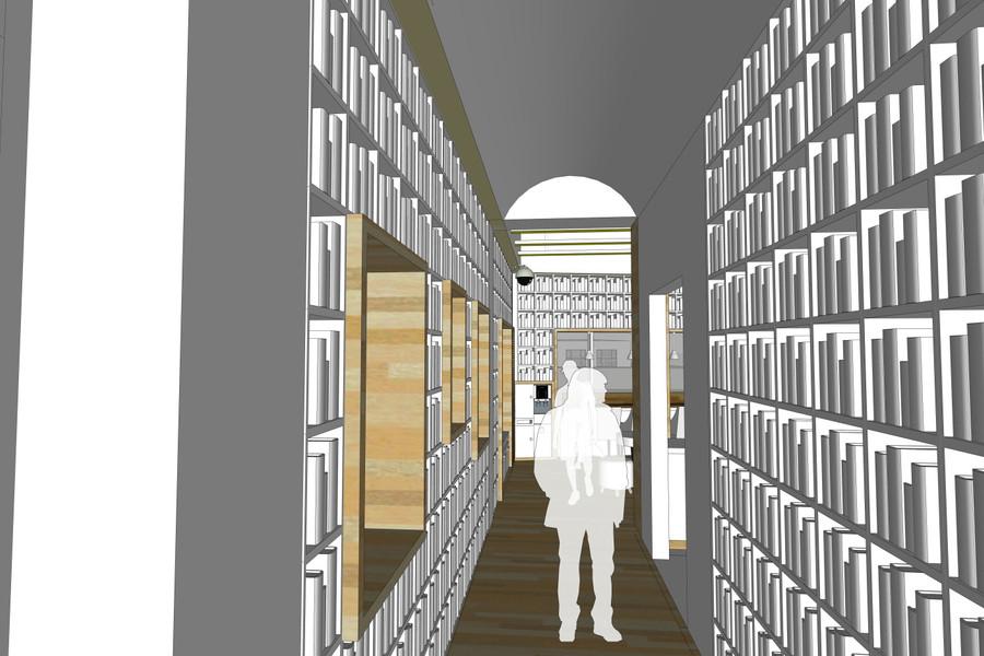 SH양재리본타워작은도서관