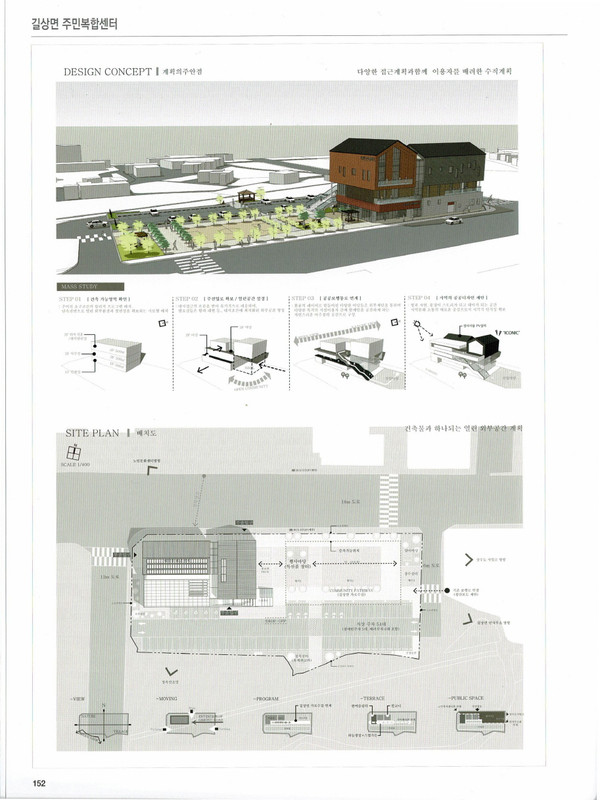 설계경기게재(길상면주민센터)