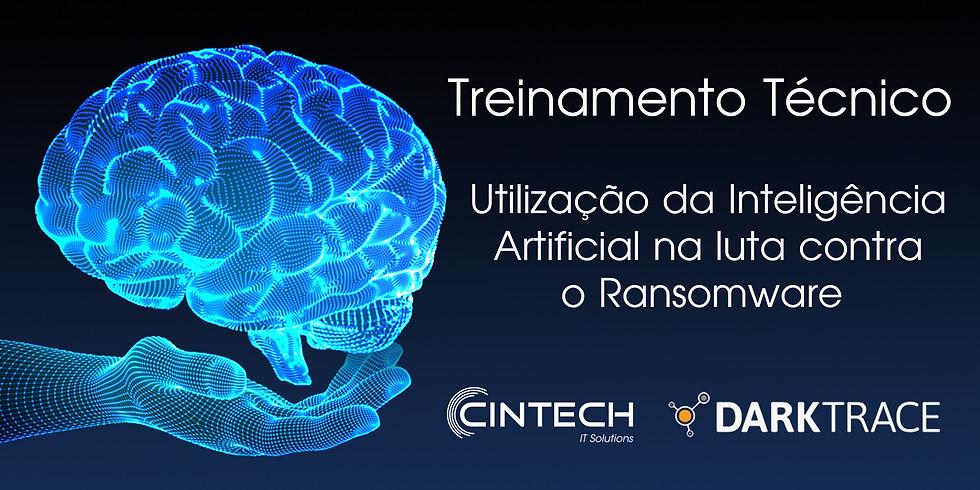 Treinamento Técnico: Inteligência Artificial na luta contra o ransomware