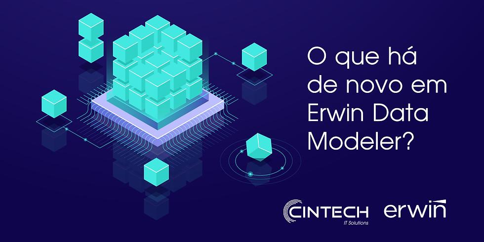 Erwin Data Modeler - O que há de novo?