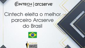 Fomos eleitos o melhor parceiro Arcserve do Brasil!