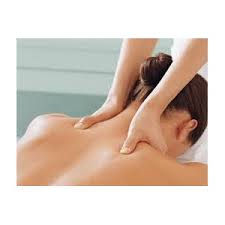 Head, Shoulder & Neck Therapy Massage