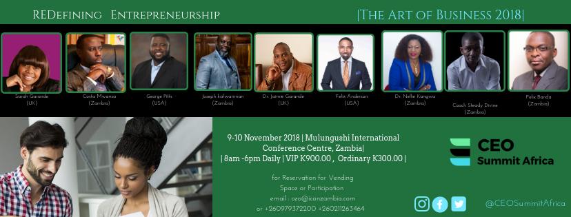 Events in Zambia | DigitalBlue Media