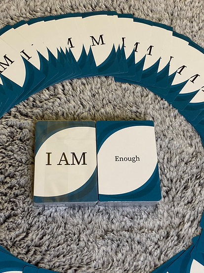 I AM.. Affirmation Cards