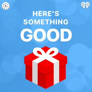 Here's Something Good Podcast Logo