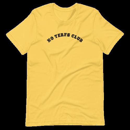 No Terfs Club T-Shirt