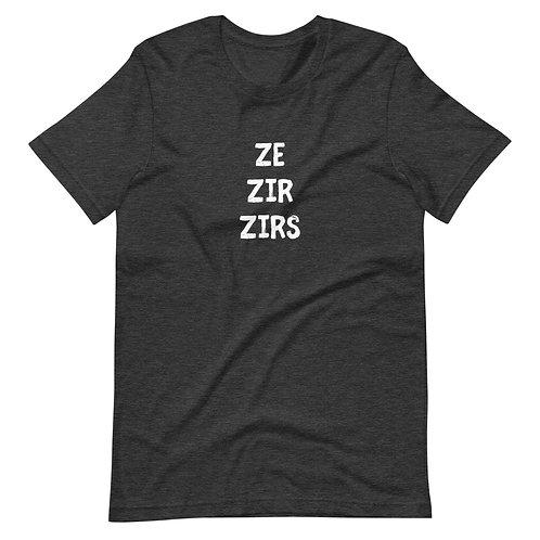 Ze/Zir T-Shirt