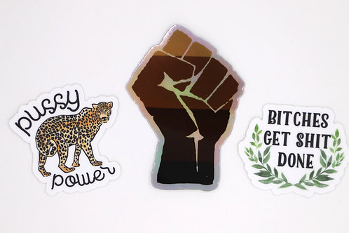 Power Sticker Bundle