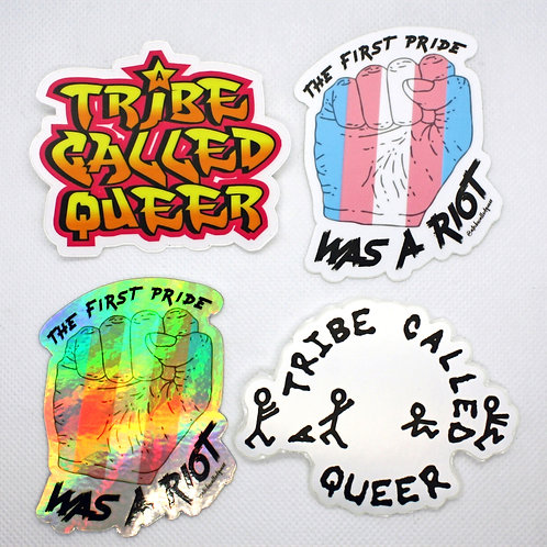 Pride Sticker Bundle