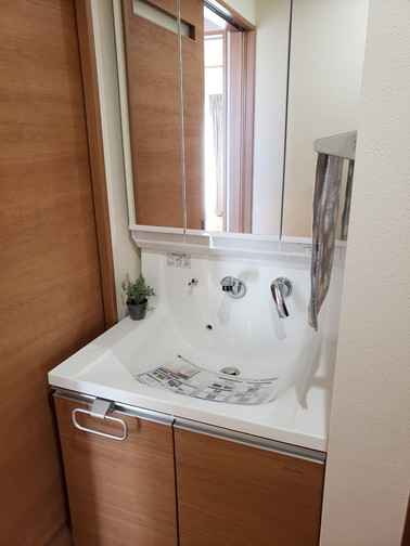 洗面スペース