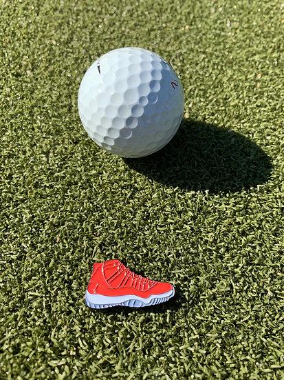 AJ11 Golf Ball Marker