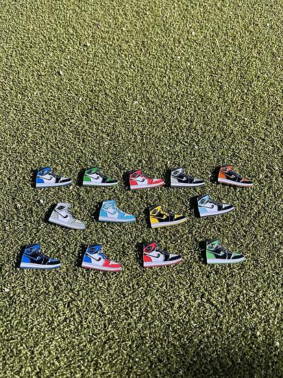 AJ1 Inspired Golf ball marker