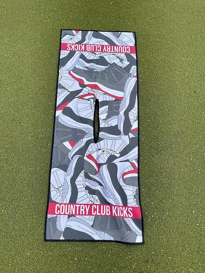 AJ11 Inspired Microfiber Golf Towel