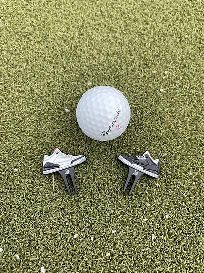 AJ3 Inspired mini putting target (2 sided)