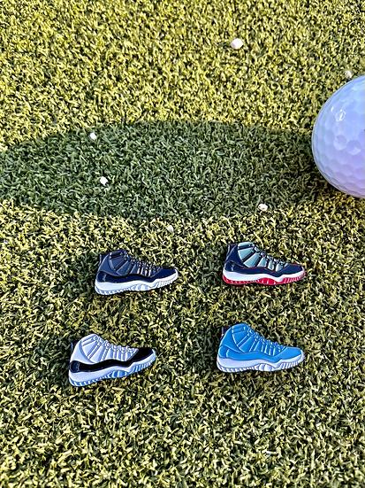 AJ11 Golf ball markers new