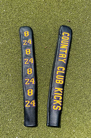 Black Mamba Alignment Stick Covers