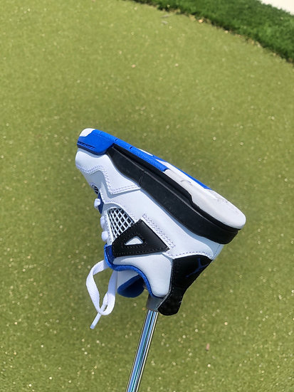 Jordan 4 Motorsport putter cover