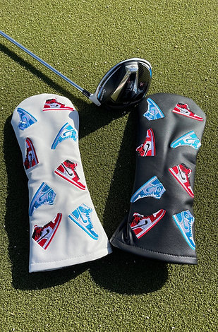 AJ1 Driver Head Cover *Limited Release*