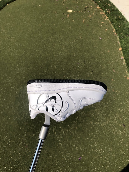 Air Force 1 Putter Cover have a Nike day
