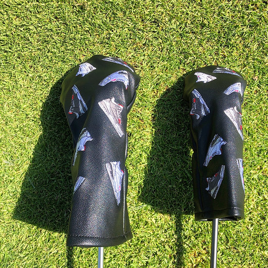 Driver and Fairway wood cover bundle