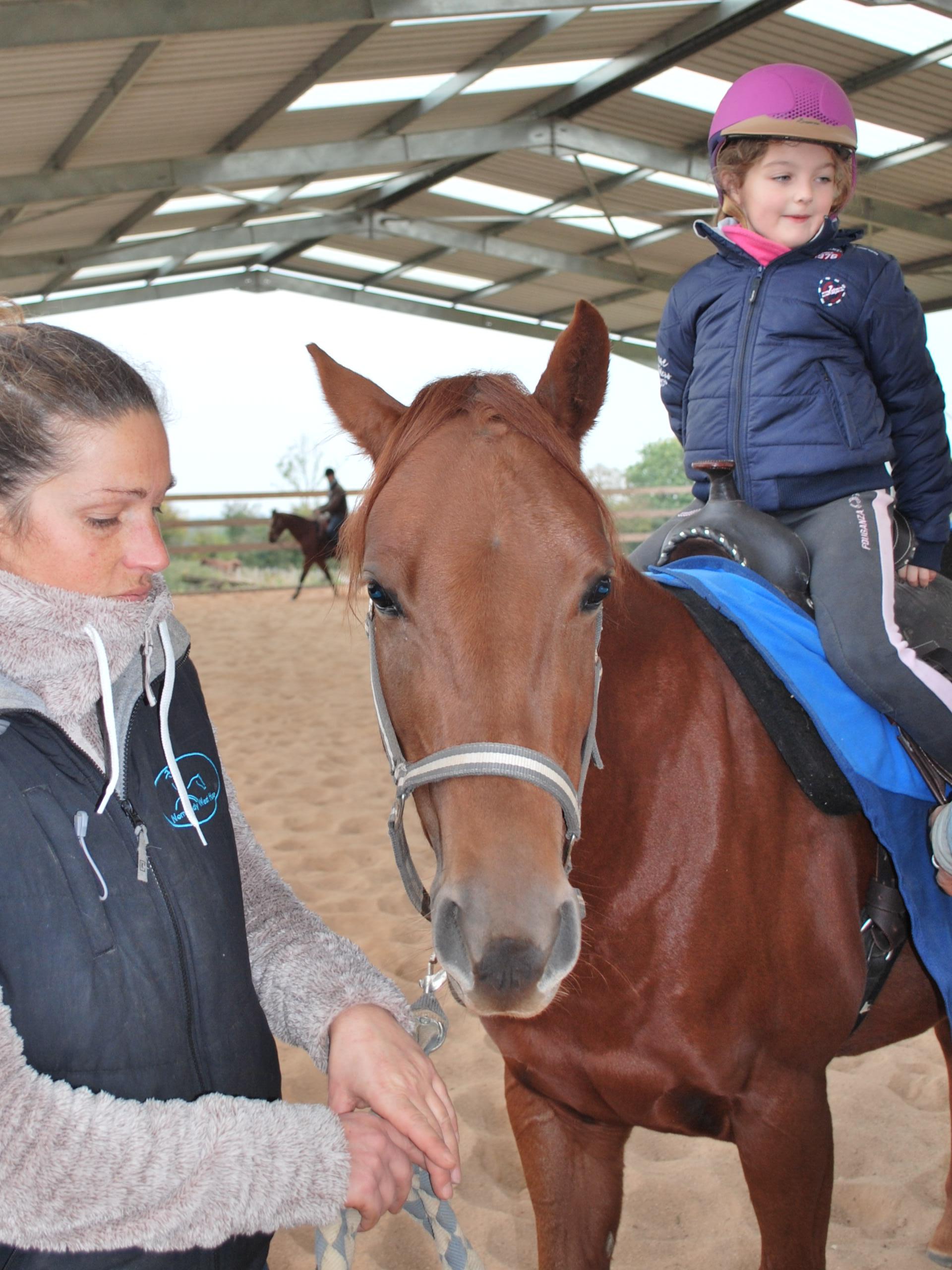 équitation western Manche