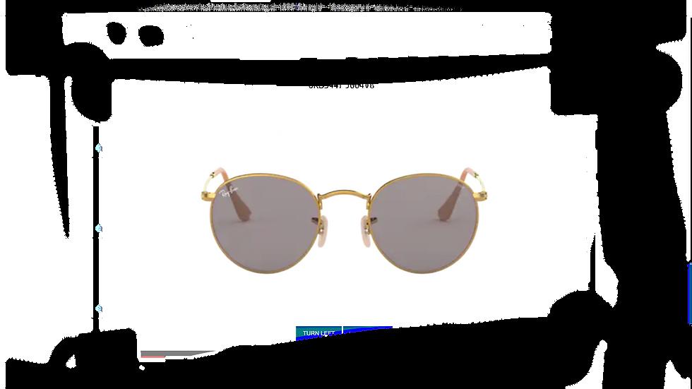 Ray-Ban Round Lenses
