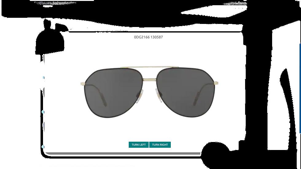Dolce Gabbana DG2166