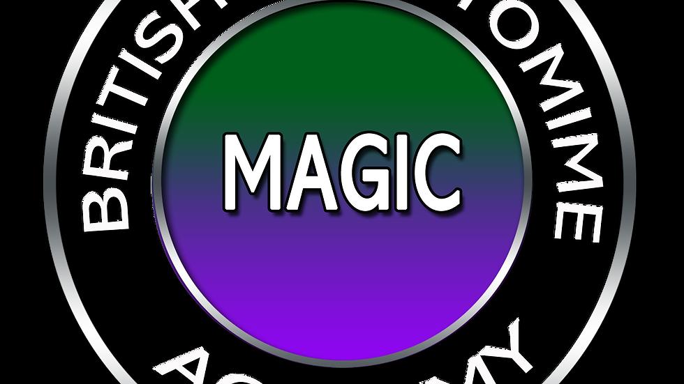 Magic Masterclass